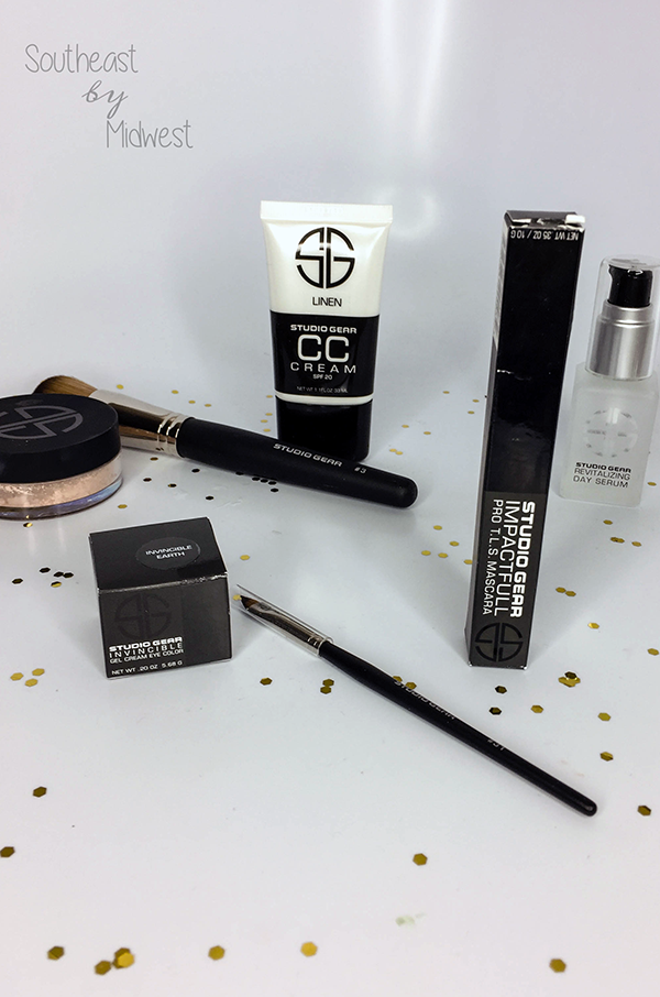 Beauty Review | Studio Gear Pro Mascara and Invincible Eyeliner || Southeast by Midwest #beauty #bbloggers #studiogearcosmetics