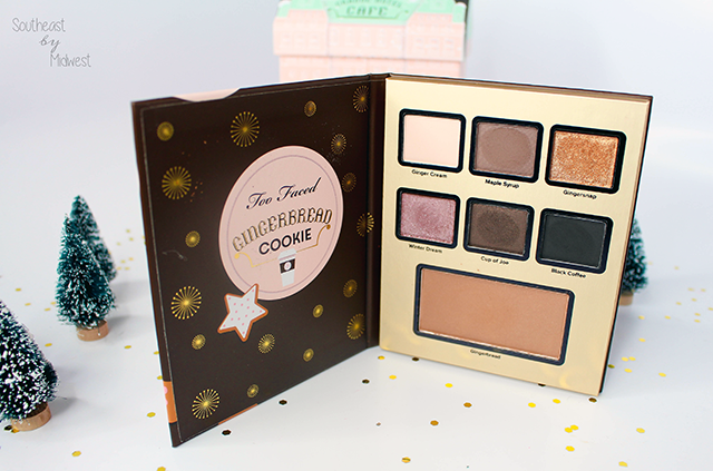 Too Faced Grand Hotel Palette Gingerbread Cookie    Southeast by Midwest #beauty #bbloggers #toofaced #grandhotel