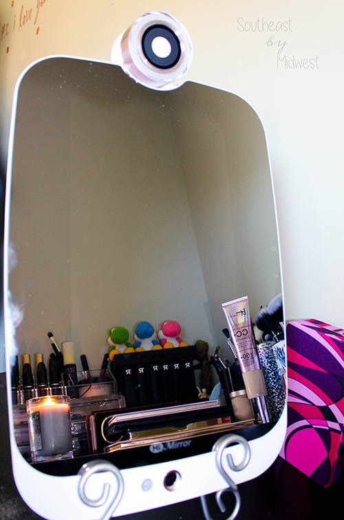 HiMirror: Mirror and Virtual Consultant Mirror || Southeast by Midwest #beauty #bbloggers #ad #himirror #himirrorPRIMP #powerprimper #skincare
