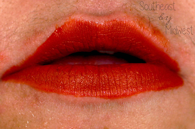 Jeffree Star Holiday Lip Bundle Pumpkin Pie Swatch    Southeast by Midwest #beauty #bbloggers #jeffreestar