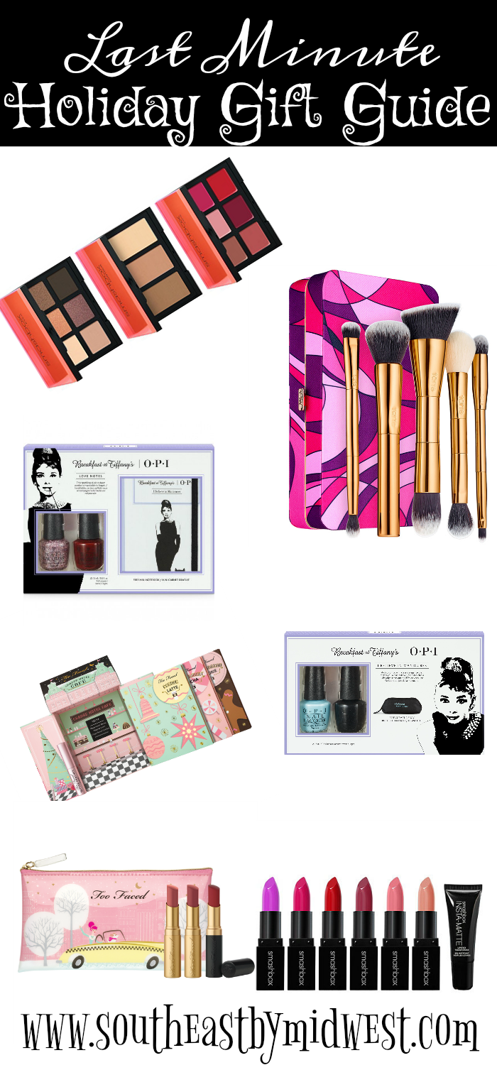 Last Minute Holiday Gift Guide Collab || Southeast by Midwest #beauty #bbloggers #holiday #giftguide