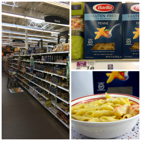 Gluten Free Seafood Alfredo Shop || Southeast by Midwest #ad #CollectiveBias #WonderfulYourWay