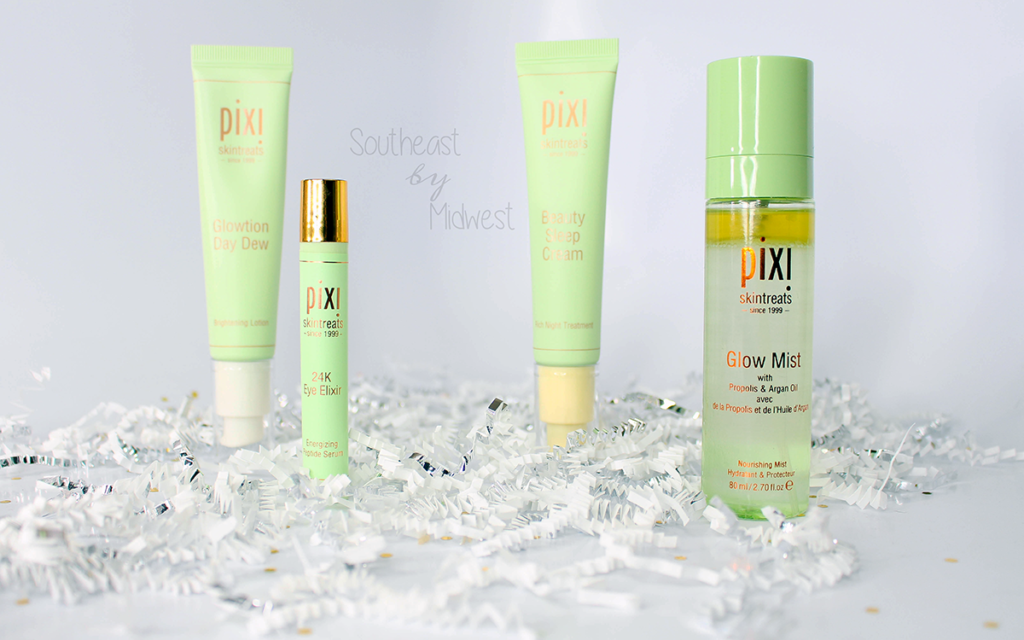#PixiGlow | Pixi by Petra SkinTreats