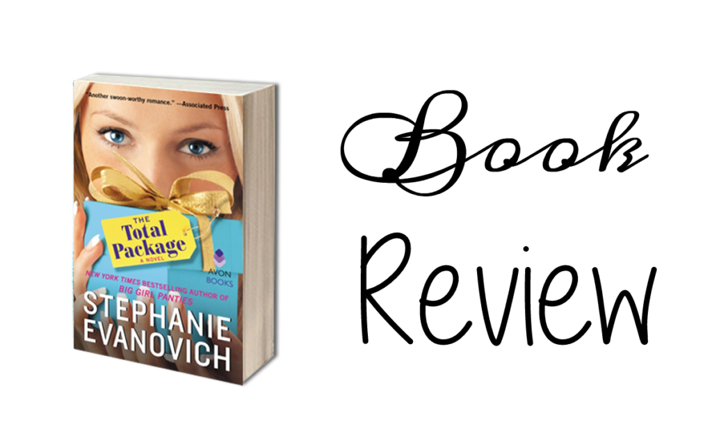 The Total Package by Stephanie Evanovich Featured Image || Southeast by Midwest #book #bookreview #literary