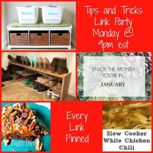 Tips and Tricks Link Party #101 || Southeast by Midwest #tipsandtricks #linkparty