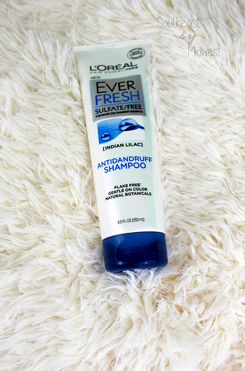 L'Oréal EverFresh Hair Care First Impressions Shampoo || Southeast by Midwest #beauty #bbloggers #loreal #everfresh #haircare