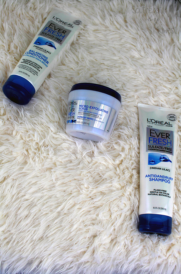 L'Oréal EverFresh Hair Care First Impressions || Southeast by Midwest #beauty #bbloggers #loreal #everfresh #haircare