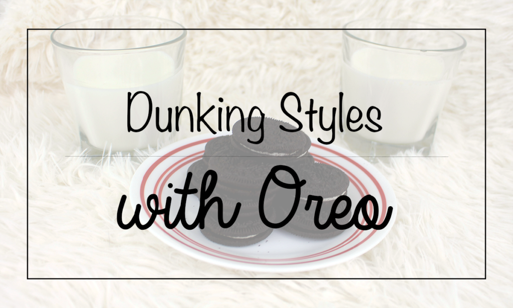 Oreo Dunking Styles Featured Image || Southeast by Midwest #oreo #OreoDunkSweepstakes #food