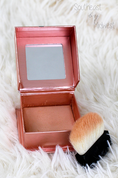 Benefit Cosmetics Dandelion Line Review Twinkle Opened || Southeast by Midwest #beauty #benefit