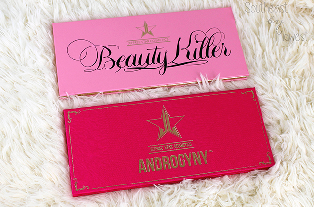 Jeffree Star Eye Shadow Palettes Review Palettes    Southeast by Midwest #beauty #bbloggers #jeffreestar