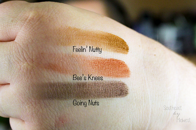 Too Faced Peanut Butter & Honey Palette Review Swatch 3 || Southeast by Midwest #beauty #toofaced