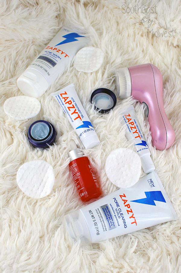 Zapzyt Skin Care || Southeast by Midwest #ad #beauty #bbloggers #zapzyt #zapzit