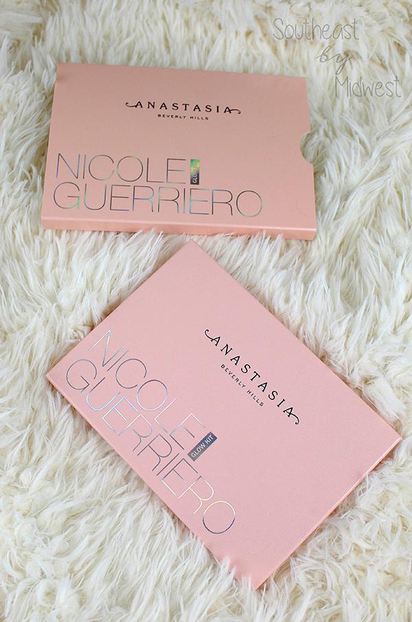 Anastasia Beverly Hills Nicole Guerriero Glow Kit || Southeast by Midwest #beauty #bbloggers #anastasiabeverlyhills #nicoleglow