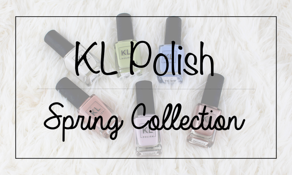 KL Polish Spring Collection Featured Image || Southeast by Midwest #beauty #bbloggers #klpolished