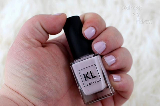 KL Polish Spring Collection Hug & Roll || Southeast by Midwest #beauty #bbloggers #klpolished