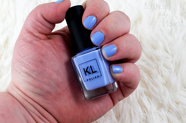 KL Polish Spring Collection St. Clair || Southeast by Midwest #beauty #bbloggers #klpolished