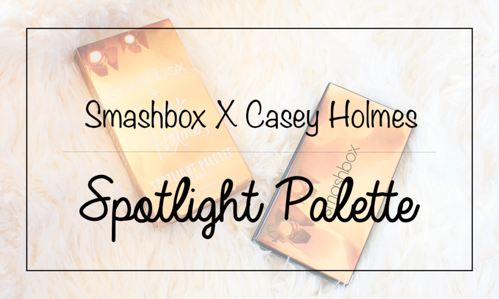 Smashbox X Casey Holmes Spotlight Palette in Pearl