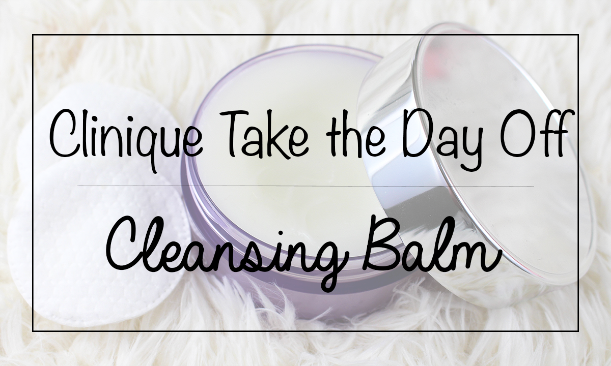 clinique take the day off cleansing balm how to use