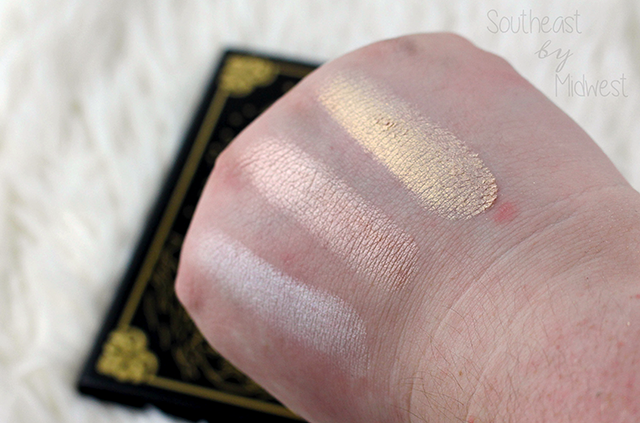 LORAC x Pirates of the Caribbean Blush Swatch 1 || Southeast by Midwest #beauty #bbloggers #lorac