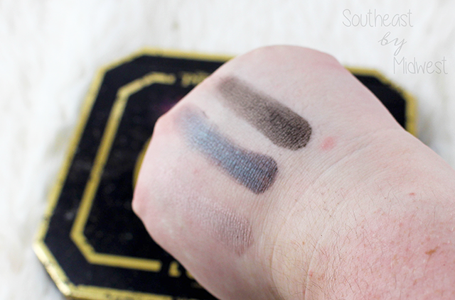 LORAC x Pirates of the Caribbean Eye Shadow Swatch 2 || Southeast by Midwest #beauty #bbloggers #lorac