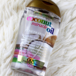 OGX Coconut Miracle Oil Hair Oil || Southeast by Midwest #beauty #bbloggers #ogx #ogxbeauty #coconutoil