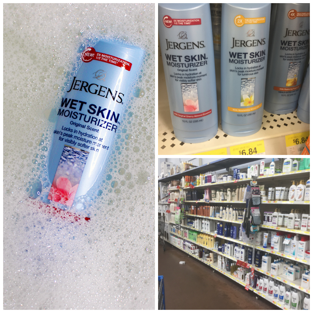 Dealing with Eczema Shop || Southeast by Midwest #ad #LockInSoftSkin #WetSkinIsBestSkin #Jergens #SkinCare