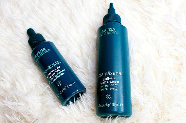 May Favorites Aveda Pramāsana Scalp Care || Southeast by Midwest #favorites #bblogger #aveda