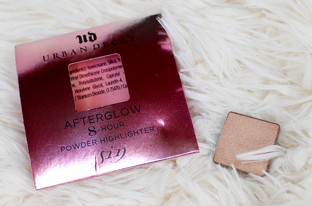 May and June Ipsy Bag Reveal Urban Decay Afterglow Highlighter || Southeast by Midwest #beauty #bblogger #beautyguru #ipsy