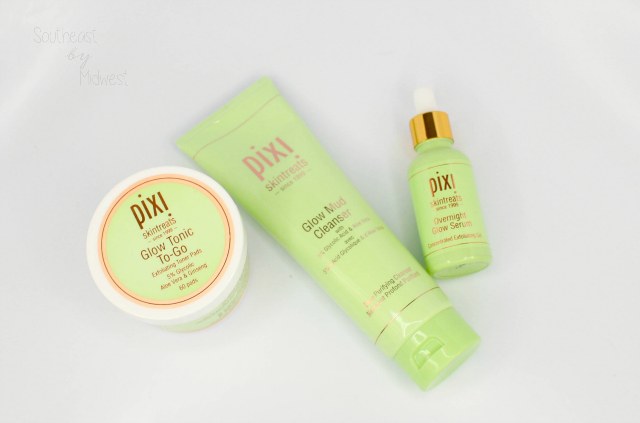 Pixi Glycolic Glow Products Final Thoughts || Southeast by Midwest #beauty #bbloggers #skincare #PixiGlow #Pixibeauty