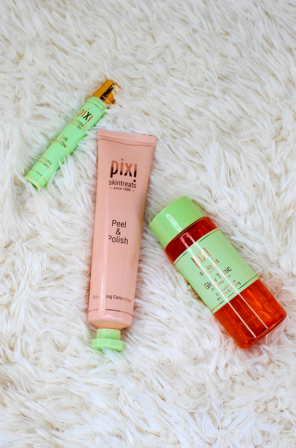 Pixi Beauty Peel and Polish || Southeast by Midwest #beauty #bbloggers #beautyguru #pixibeauty