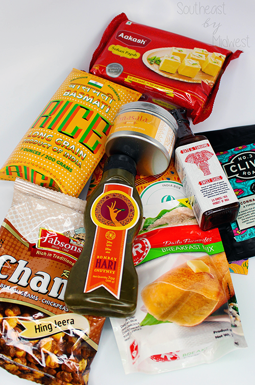 Try the World Review India Box || Southeast by Midwest #food #trytheworld