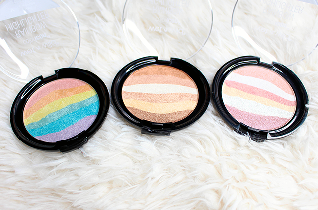 Wet n Wild Unicorn Glow Highlighters || Southeast by Midwest #beauty #bbloggers #beautyguru #wetnwild #unicornglow
