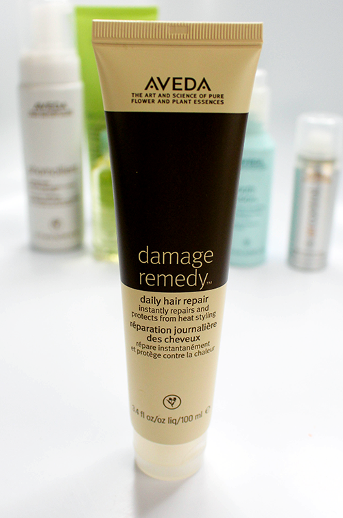 Aveda Hair Essentials Damage Remedy || Southeast by Midwest #beauty #bbloggers #beautyguru #avedaessentials #aveda