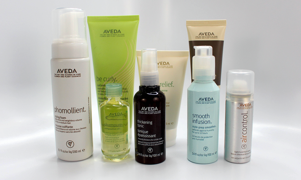 Aveda Hair Essentials