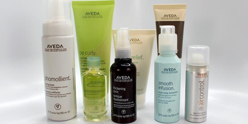 Aveda Hair Essentials