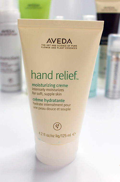 Aveda Hair Essentials Hand Relief || Southeast by Midwest #beauty #bbloggers #beautyguru #avedaessentials #aveda