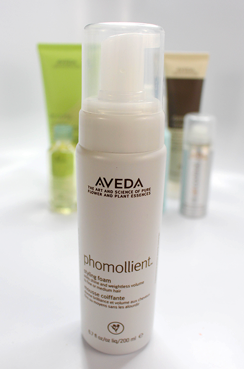 Aveda Hair Essentials Phomollient || Southeast by Midwest #beauty #bbloggers #beautyguru #avedaessentials #aveda