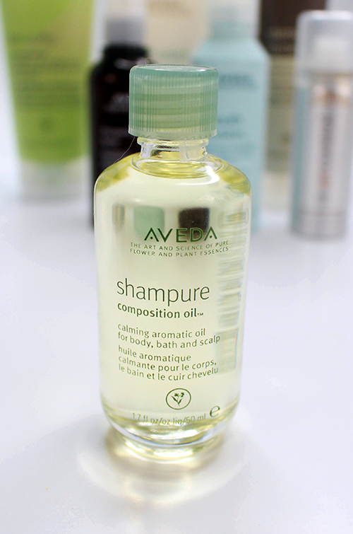 Aveda Hair Essentials Shampure || Southeast by Midwest #beauty #bbloggers #beautyguru #avedaessentials #aveda
