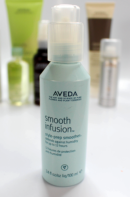 Aveda Hair Essentials Smooth Infusion || Southeast by Midwest #beauty #bbloggers #beautyguru #avedaessentials #aveda