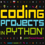 Coding Projects in Python by DK Publishing || Southeast by Midwest #books #literary #python #coding