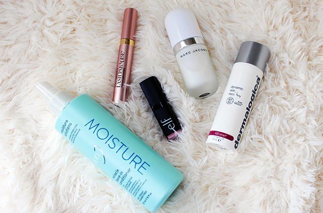 June 2017 Favorites Final Thoughts || Southeast by Midwest #beauty #bbloggers #beautyguru #ion #loreal #marcjacobs #elf #dermalogica