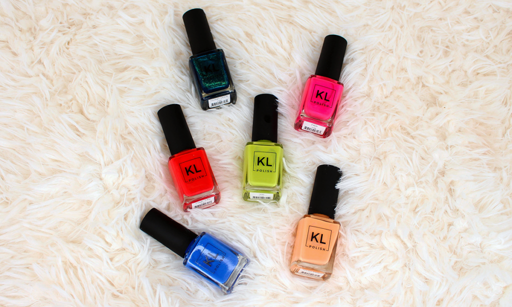 KL Polish Summer Collection Featured Image || Southeast by Midwest #beauty #bbloggers #beautyguru #klpolished
