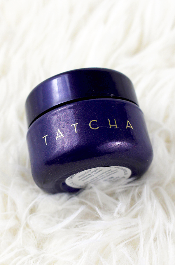 Tatcha Indigo Soothing Triple Recover Cream Review || Southeast by Midwest #beauty #bbloggers #beautyguru #tacha