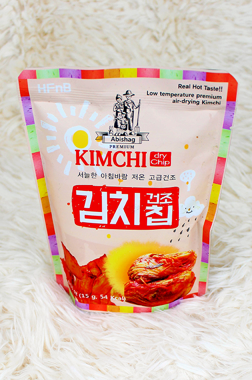 Try the World Korea Kimchi Chips || Southeast by Midwest #trytheworld