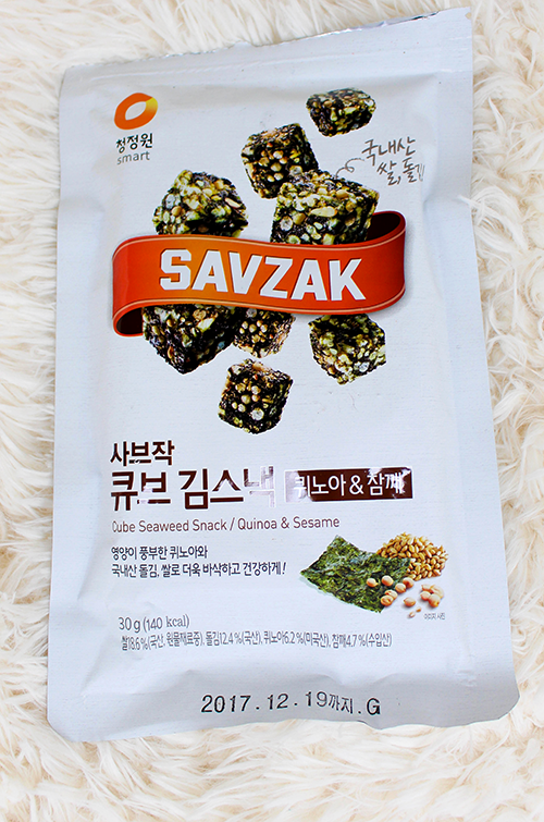 Try the World Korea Seaweed || Southeast by Midwest #trytheworld