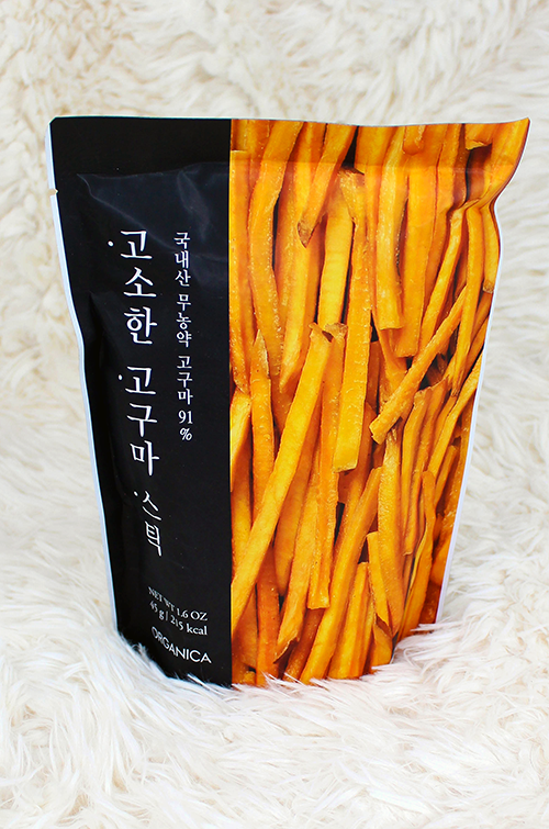 Try the World Korea Sweet Potato Sticks || Southeast by Midwest #trytheworld
