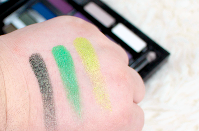 Urban Decay Full Spectrum Palette Swatch Column 4 || Southeast by Midwest #beauty #beautyguru #bbloggers #urbandecay
