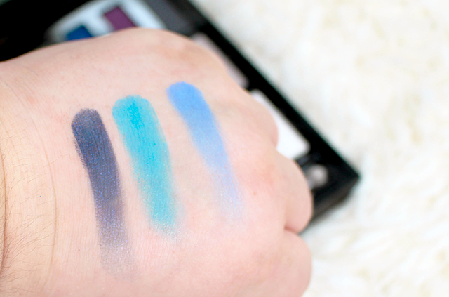 Urban Decay Full Spectrum Palette Swatch Column 5 || Southeast by Midwest #beauty #beautyguru #bbloggers #urbandecay