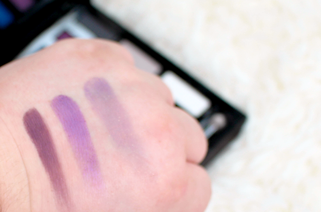 Urban Decay Full Spectrum Palette Swatch Column 6 || Southeast by Midwest #beauty #beautyguru #bbloggers #urbandecay