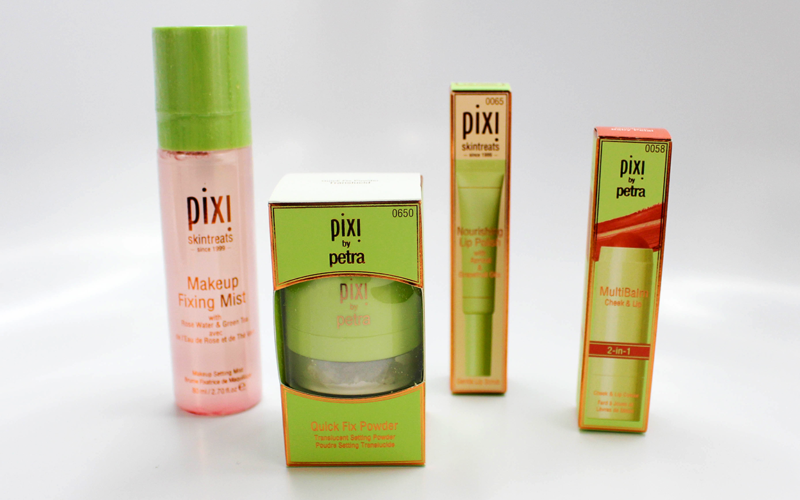 Pixi Summer Makeup Essentials